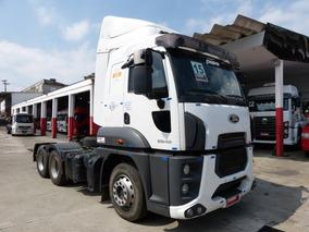 Ford Cargo 2842 Aut. 2015 Baixa Km Vw 25390 Iveco Stralis Fh