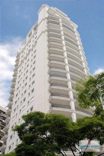 Apartamento Com 4 Dormitórios À Venda, 391 M² Por R$ 12.000.000,00 - Jardim Europa - São Paulo/sp - Ap1805