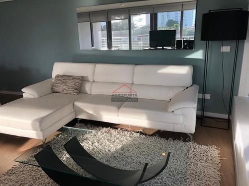 Espectacular Apartamento En Punta Del Este - Ref: 5025