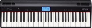 Piano Digital Roland Go Piano 61 Teclas Sensitivo Bluetooth