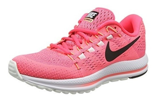 Zapatillas Nike Zoom Vomero 12 Rosas Talle 7 (24 Cm)