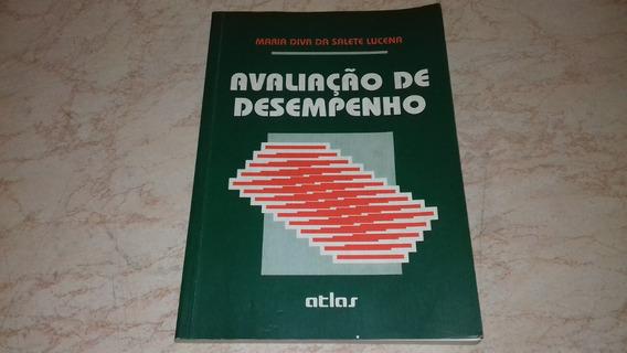 Livro Avaliação De Desempenho Maria Diva Da Salete Lucena