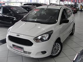 Ford Ka 1.5 Se Flex 2015 Completo + Rodas 85.000 Km