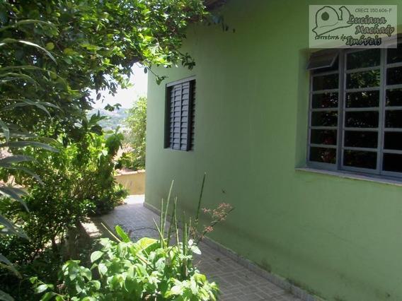 Casa Para Venda Em Atibaia, Centro, 2 Dormitórios, 1 Banheiro - Ca00228