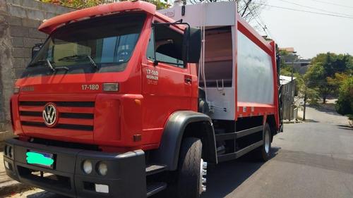 Imagem 1 de 9 de Caminhão Volkswagem 17180 2011/12 Compactador