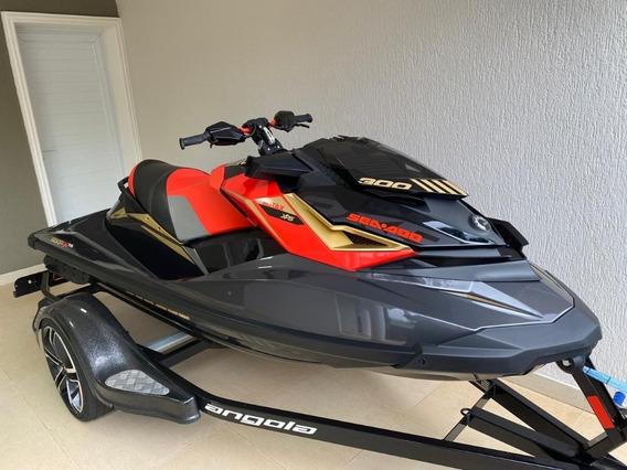 Seadoo Jet Ski Rxp 300
