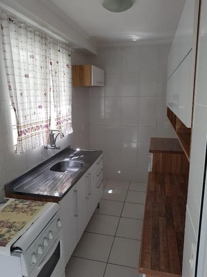 Apartamento Em Éden, Sorocaba/sp De 47m² 2 Quartos À Venda Por R$ 180.000,00 - Ap598447