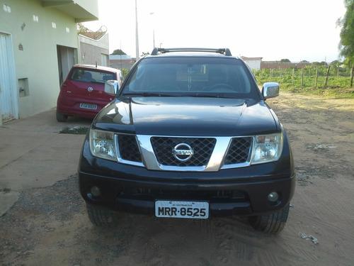 Imagem 1 de 6 de Nissan Frontier 2.5 Sel 4x4 Ano 2008, Só R$ 70 Mil