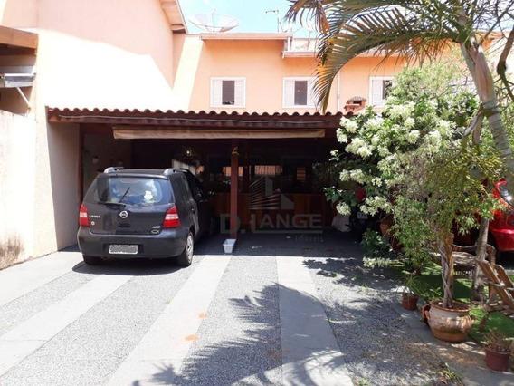 Casa Com 2 Dormitórios À Venda, 140 M² Por R$ 345.000,00 - Matão - Campinas/sp - Ca13350