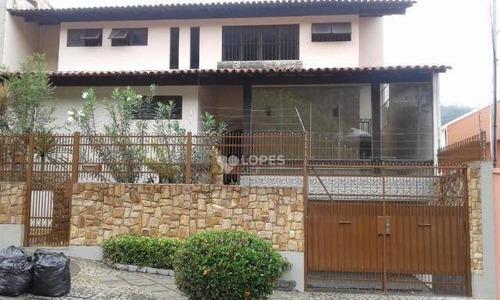 Imagem 1 de 13 de Casa Com 5 Quartos, 230 M² Por R$ 1.100.000 - São Francisco - Niterói/rj - Ca10684