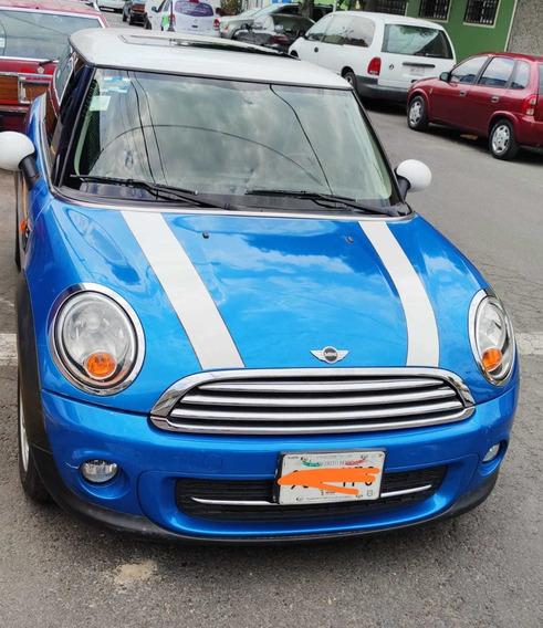 Mini Cooper 2012 1.6 Classic 6vel Aa Tela Mt