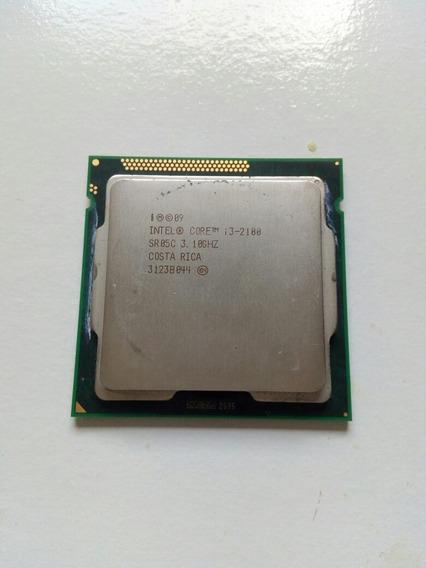Processador Intel Core I3-2100 1155 3.10 Ghz