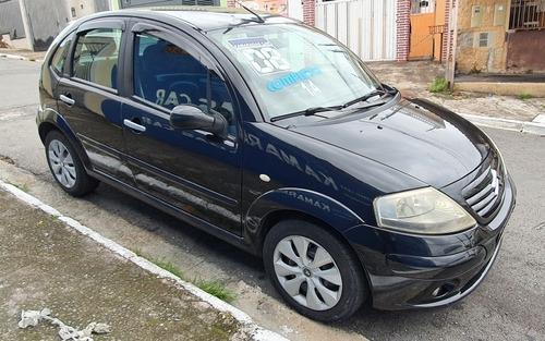Citroën C3 2008 1.4 8v Exclusive Flex 5p