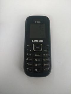 Lote 2 Samsung Gt-e1203 Seminovo Tri Chip