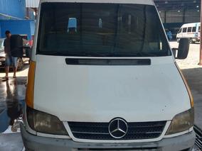 Mercedes-benz Sprinter 313 Teto Alto Branca 2011 16 Lugares