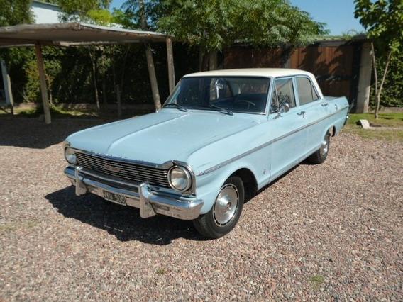 Chevrolet 400 Super. Año 1965 Con 23.802 Km Reales