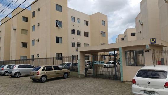 Apartamento Em Areias, São José/sc De 55m² 2 Quartos À Venda Por R$ 140.000,00 - Ap185426