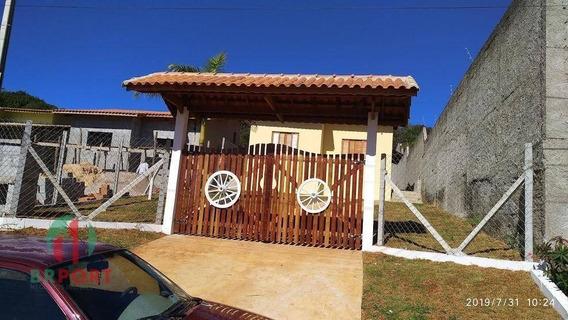Chácara Com 1 Dormitório À Venda, 600 M² - Remanso Ii - Vargem Grande Paulista/sp - Ch0038