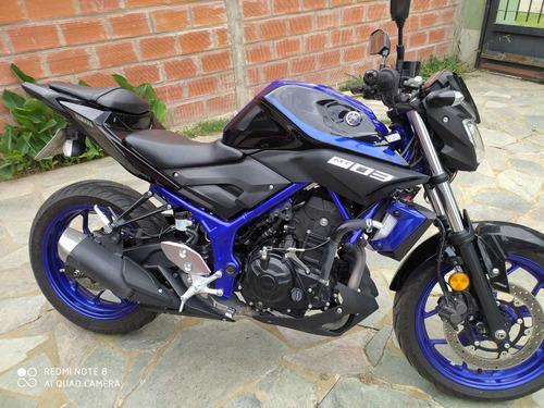 Yamaha Impecable Mt03