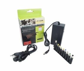Carregador Fonte Universal Notebook Laptop 12-24v 120w