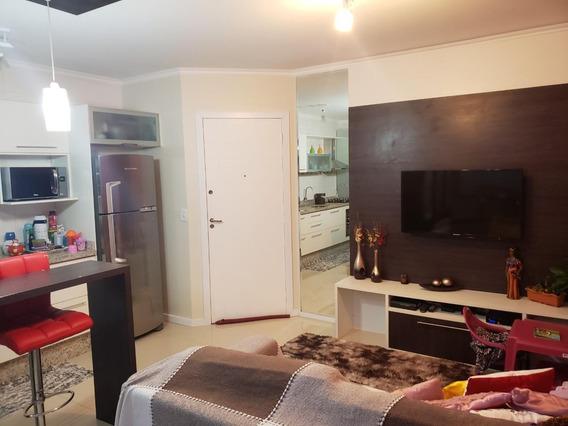 Apartamento Com 2 Dormitórios À Venda, 60 M² Por R$ 235.000 - Forquilhas - São José/sc - Ap6426