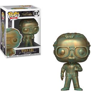 Funko Pop - Marvel - Stan Lee #07 - Nuevo - Nextgames