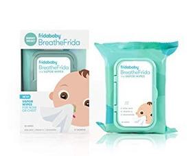 Lenços De Nariz Bebê Fridababy Hidratante Hipoalergênicos