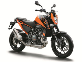 Ktm Duke 690 2017 Orange 0km Ktm Palermo