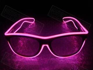 Oculos Led Brilhante Casamento Festa Tomorrowland Rave