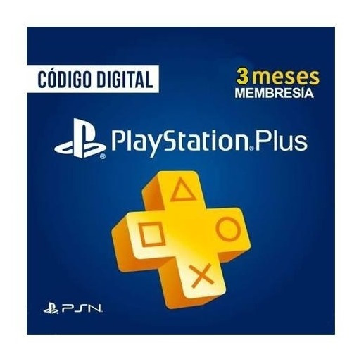 Tarjetas Playstation Plus 3 - 12 Meses Gift Card Usa