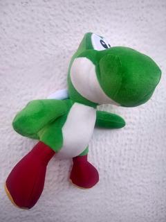 Mario Bros Peluche Yoshi 25 Centímetros