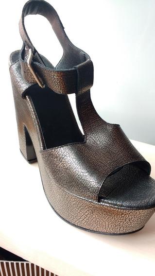 Sandalias Zapatos Mujer Plataformas Fiesta Vestir Apie
