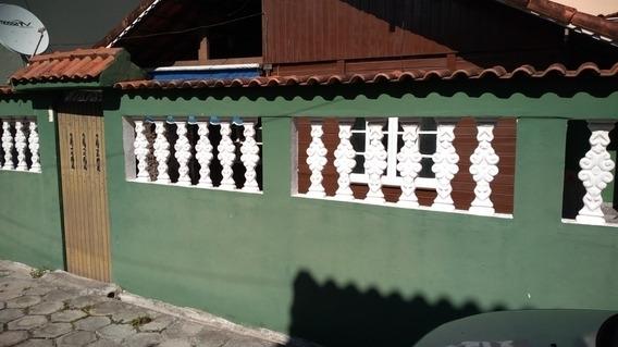 Casa Em Fluminense, São Pedro Da Aldeia/rj De 55m² 1 Quartos À Venda Por R$ 160.000,00 - Ca285787
