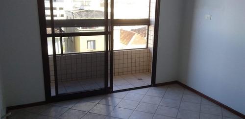 Imagem 1 de 14 de Encruzilhada- Dois Dorm Suite Dep Gar Demarcada-elev-sacada