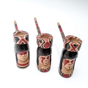 Cachimbo Índio 10cm Indígena Ritual Xamânico Umbanda