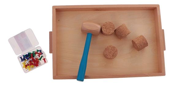 Bebê Brinquedo Montessori Educacional Pré-escolar Treiname