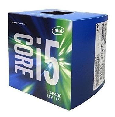I5 6400 Com Cooler Box + H110m-hg4