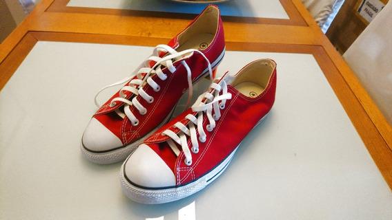 Tênis All Star Converse Vermelho. O Clássico!