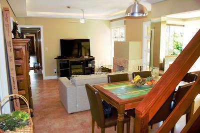 Cobertura Em Petrópolis Com 3 Dormitórios - Ko12566