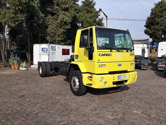 Ford Cargo 1717 E 4x2 2006, Chassi 6,5 ,baixo Km, Único Dono