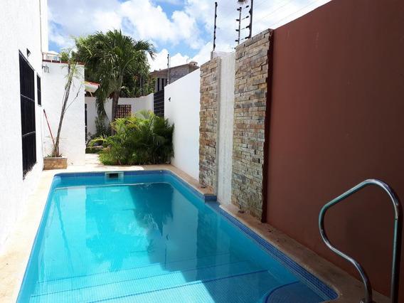 Casa 4 Hab En Venta Almendros 1 Bosque Real Playa Del Carmen C2764