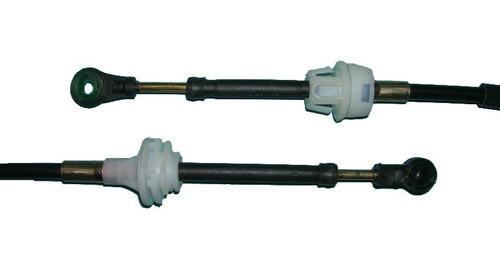 Imagen 1 de 4 de Cable Cambio Velocidad Chevrolet Agile 2009 En Adel/montana