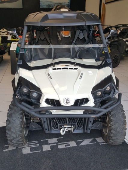 Utv Can-am Commander 1000 Ltd 2014