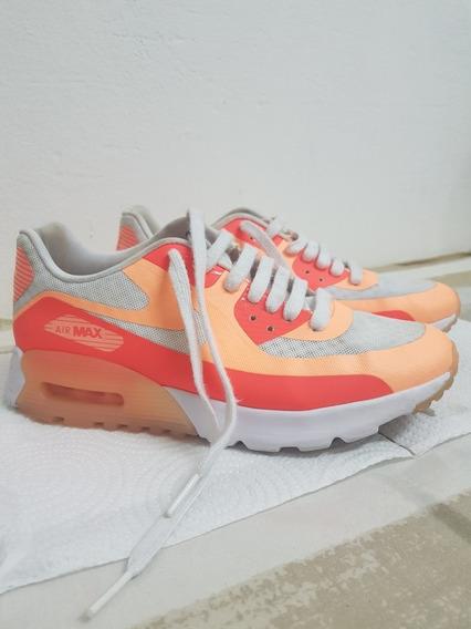 Zapatillas Mujer Nike Airmax Usadas