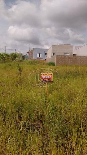 Imagem 1 de 5 de Terreno À Venda Em Residencial Parque Da Fazenda - Te077017