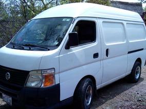 Nissan Urvan 3.0 Gx Diesel Larga Ac Mt