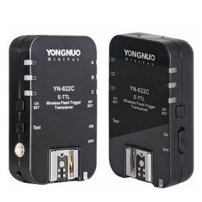 Yn622c Yongnuo Radio Flash Para Canon Yn-622c Yn 622c Ettl