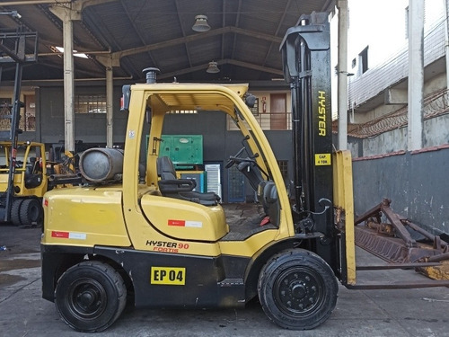 Hyster H 90 Ft  4 Ton 2009