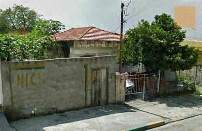 Terreno À Venda, 125 M² Por R$ 170.000 - Parque Cruzeiro Do Sul - São Paulo/sp - Te0128