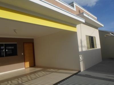 Casa A Venda No Bairro Remanso Dos Coqueiros Em Bady Bassitt - 2016099-1